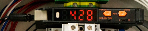 Lichtleiter Sensor